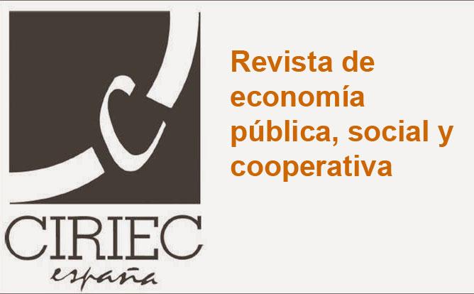 Disponible el N° 79 de la Revista CIRIEC-España, revista de economía pública, social y cooperativa