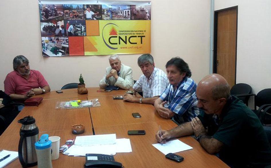 Primera reunión de la MESA NACIONAL de ECONOMÍA SOCIAL