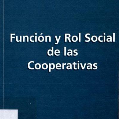 Función y rol social coop
