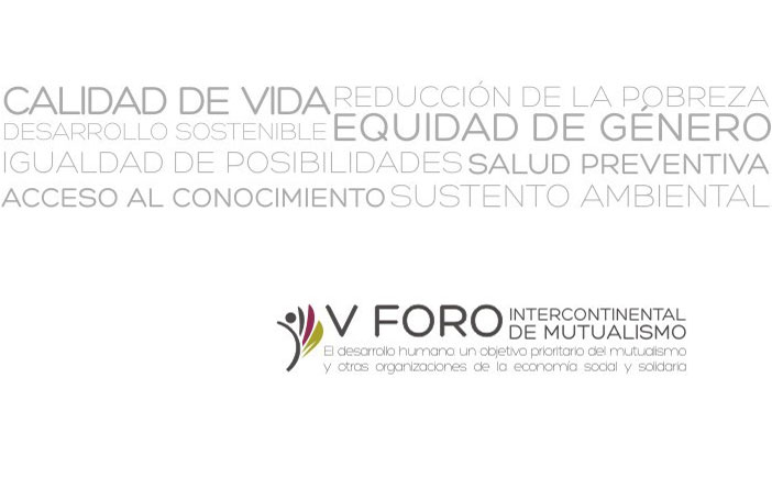 V Foro Intercontinental de Mutualismo
