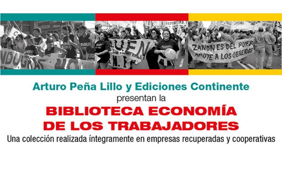 Feria del Libro Social y Político en el BAUEN