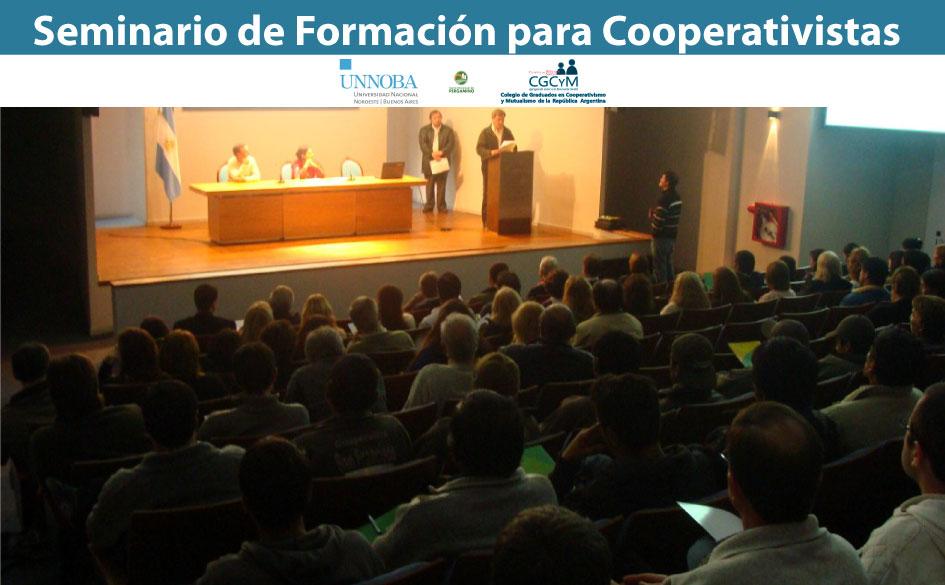 """Concluyó el """"Seminario de formación para Cooperativistas"""" organizado en Pergamino"""
