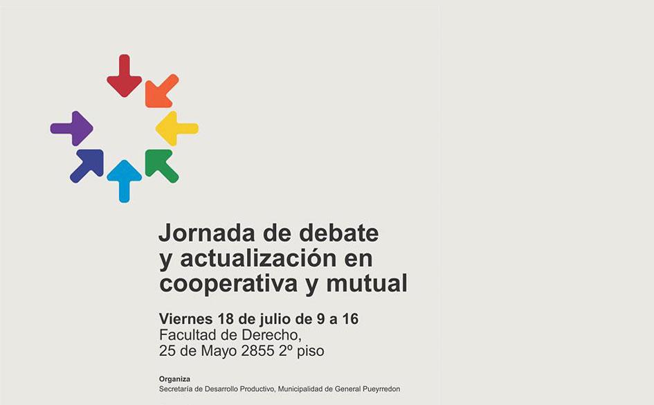 Jornada de debate y actualización cooperativa y mutual en Mar del Plata