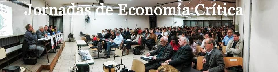 VII Jornadas de Economía Crítica durante octubre en La Plata