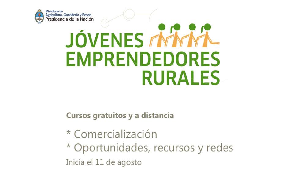 Cursos gratuitos a distancia para emprendedores, dictados por el Ministerio de Agricultura de la Nación