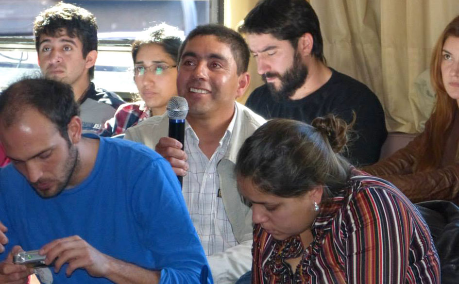 Finalizó el primer módulo del Curso de Formación para Jóvenes organizado por MAJA y la UCAR en Buenos Aires