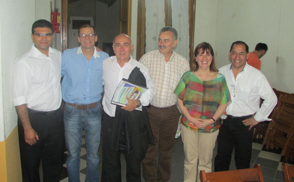 """Conclusiones del Panel """"El valor del mutualismo"""" co-organizado por el CGCyM Entre Ríos en Concordia"""