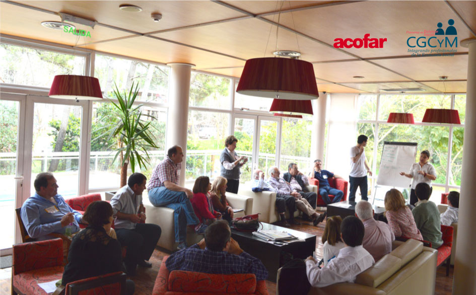 El CGCyM desarrolló actividades de capacitación cooperativa para ACOFAR