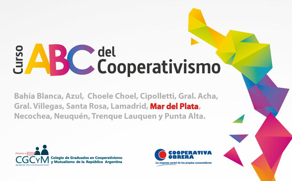 """Lanzamiento del Curso """"ABC del Cooperativismo"""" en Mar del Plata (Buenos Aires)"""
