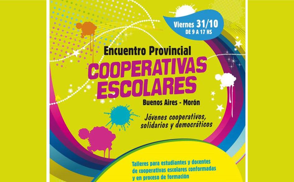 Encuentro Provincial de Cooperativas Escolares de Buenos Aires convocado por FEMOBA