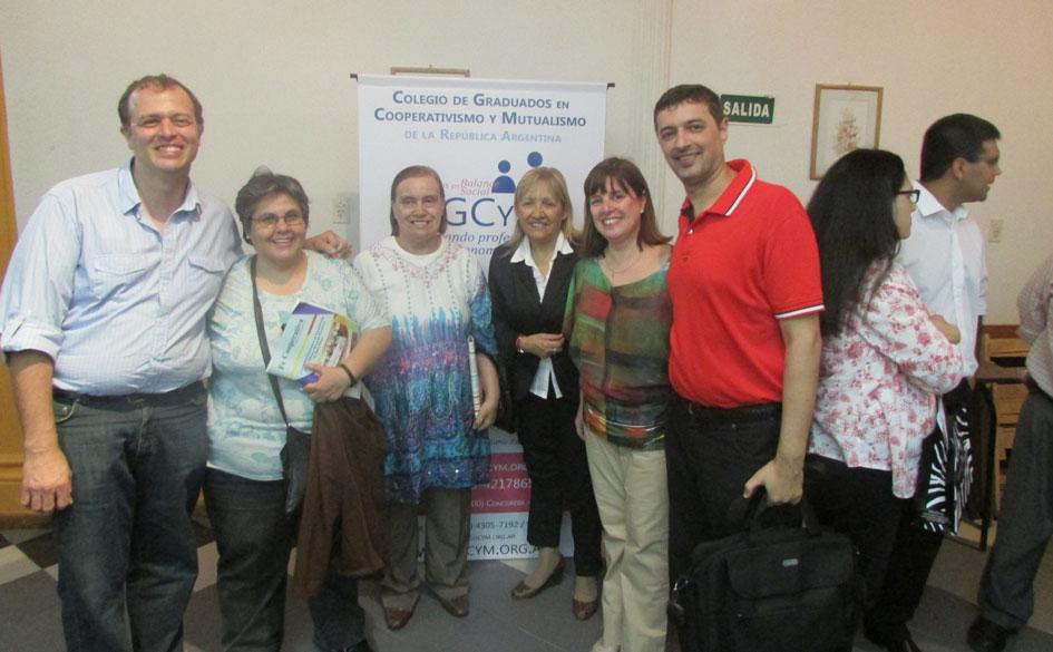 Informe de las actividades realizadas durante 2014 por la sede CGCyM Entre Ríos y el IEPAS