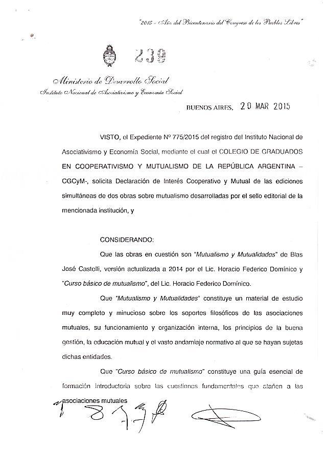 Declaración INAES1 001