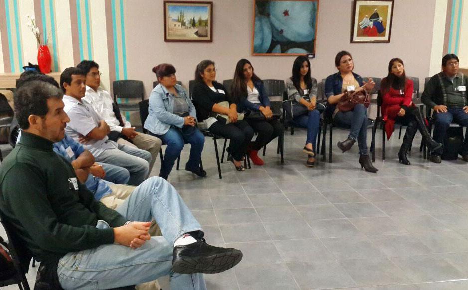 """Comenzaron los Talleres de """"Asociatividad y Trabajo Digno"""" en la provincia de Jujuy"""