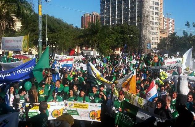 El Senado del Paraguay rechaza el cobro del IVA a las cooperativas