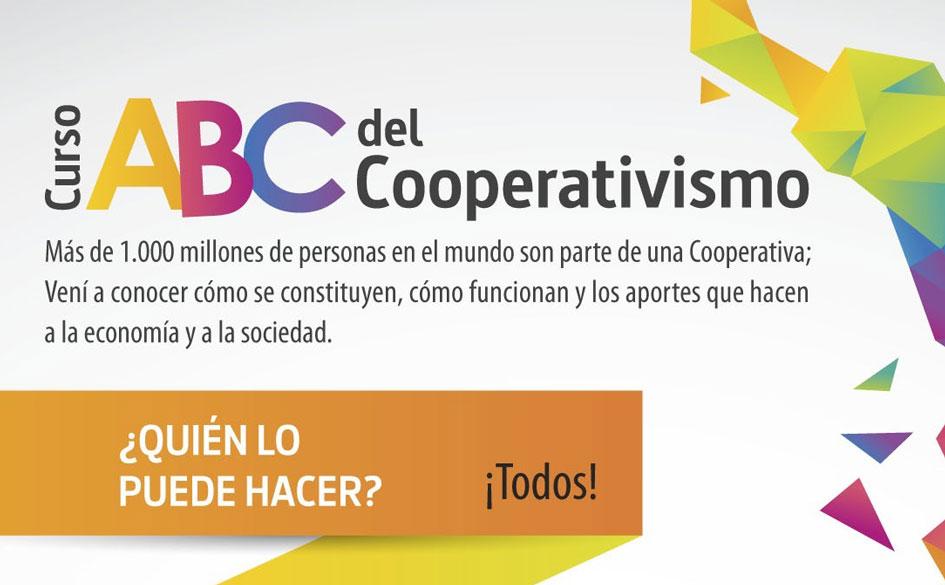 Lanzamos en Viedma el Curso ABC del Cooperativismo gratuito. Inicia el 3 de octubre. Abierta la inscripción