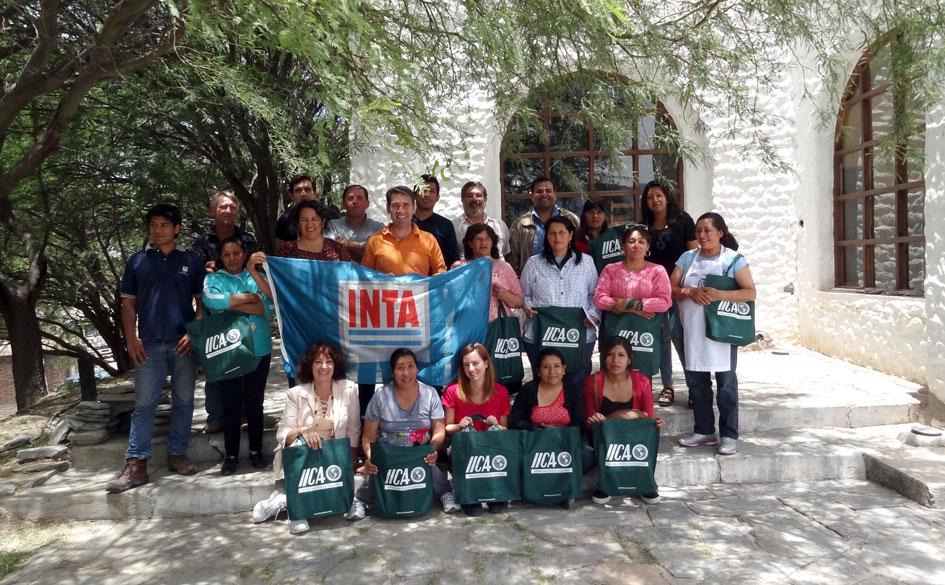 """CGCyM + INTA + IICA: Curso de Formación de Formadores para Grupos de Productores """"Identificación de buenas prácticas Asociativas/Cooperativas"""""""