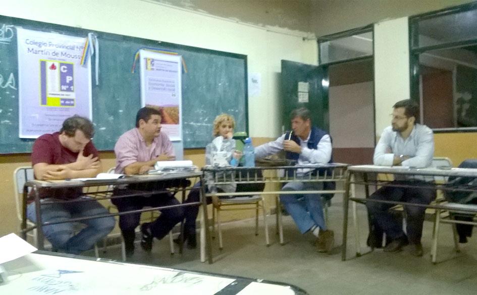 Se conformó la Sede CGCyM Misiones: ampliación de la red de profesionales de la Economía Social
