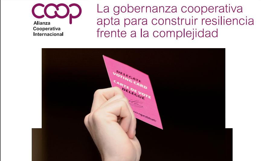 La gobernanza cooperativa apta para construir resiliencia frente a la complejidad