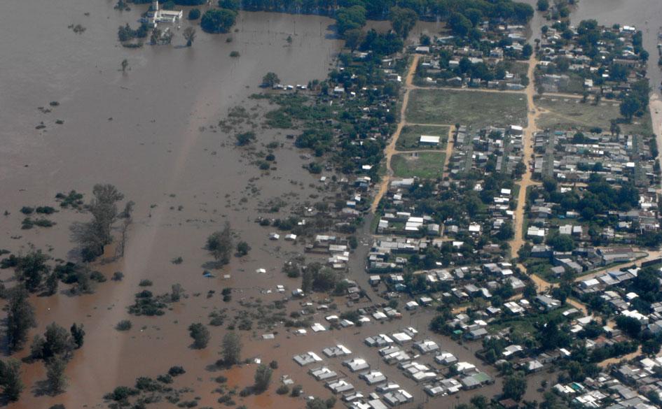 Inundación en Concordia: vías de solidaridad con los damnificados