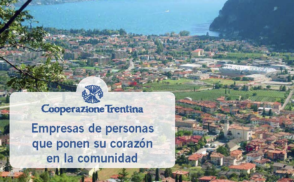 Documento sobre el sistema cooperativo de la región de Trento (Italia)