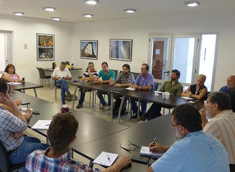 Las Economías Regionales llevaron su agenda al Ministerio de Agroindustria