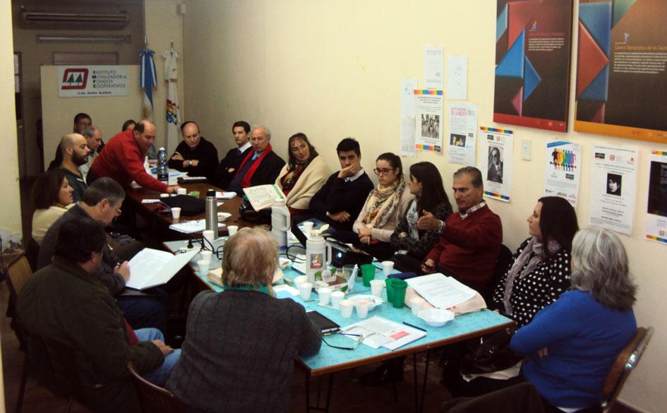 Jornada de Actualización Profesional en Economía Social en Bahía Blanca