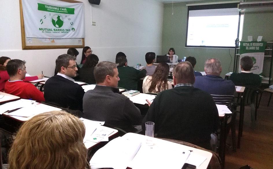 Capacitación sobre Normativas UIF para mutuales y cooperativas en El Trébol (Santa Fe)