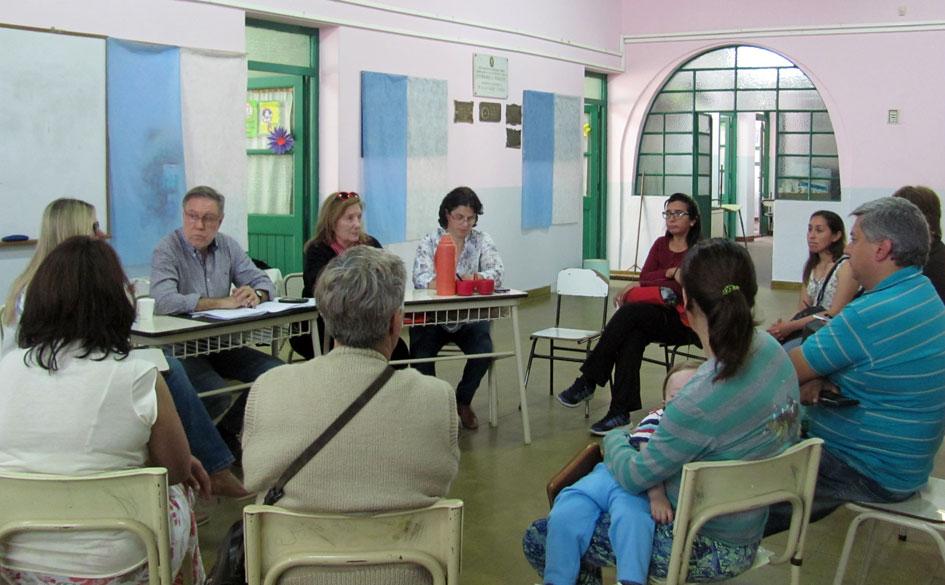 Proyecto cooperativo de recuperación de residuos reciclables en Olivera, partido de Luján