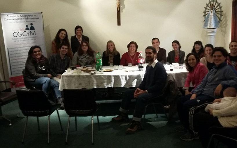 1º Encuentro de Educadores de Escuelas Secundarias y Jornada de Actualización Profesional sobre Cooperativismo en la Escuela
