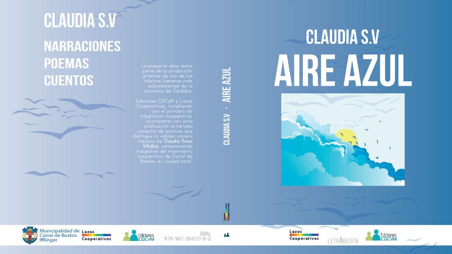 Ediciones CGCyM y Lazos Cooperativos publican la obra de Claudia Sosa Villalba, cooperativista de Corral de Bustos