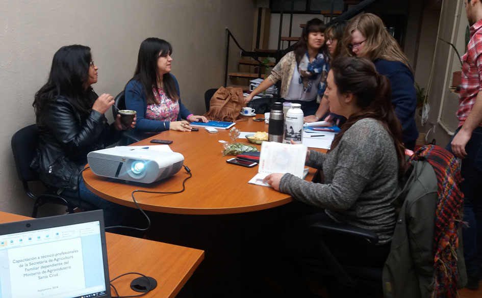Fortalecimiento del cooperativismo en Santa Cruz: capacitación y asistencia técnica brindadas por el CGCyM