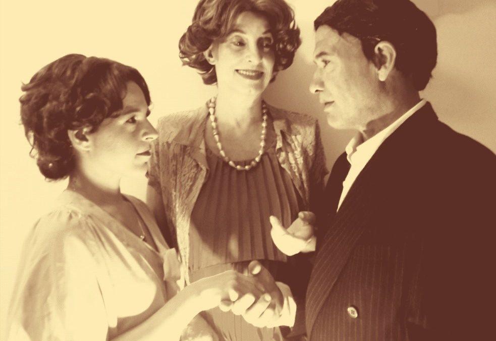 """SerCreativo Cooperativa Teatral presenta su espectáculo """"García Lorca en Buenos Aires"""""""