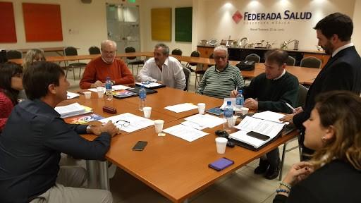 """El CGCyM y la Fundación Federada """"25 de Junio"""" suscribieron un convenio de colaboración institucional"""