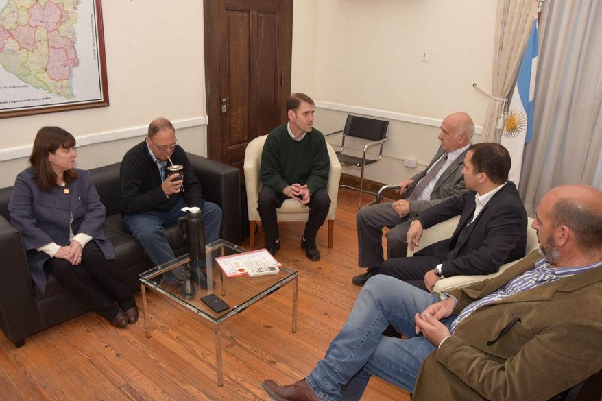 El CGCyM y el IPCyMER firmaron un Convenio Marco de Colaboración Institucional
