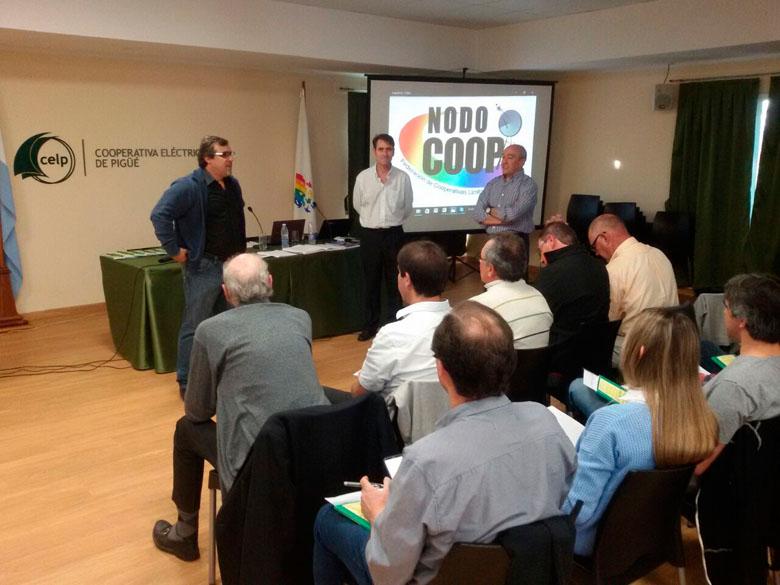 El CGCyM y NODOCOOP organizaron una Jornada de Capacitación sobre Balance Social Cooperativo en Pigüé, Pcia. de Buenos Aires