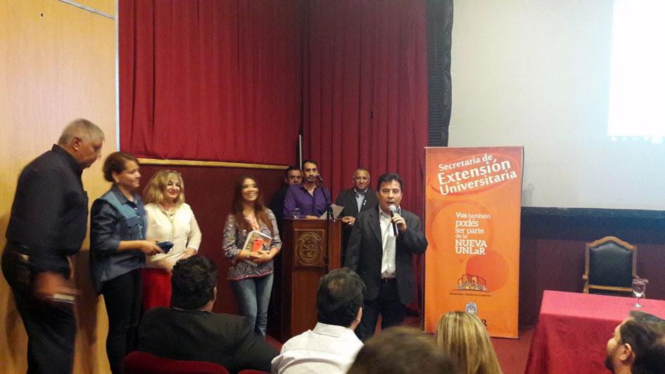 El Lic. Alejandro Romero, RT CGCyM en La Rioja, fue designado coordinador de Economía Social de la UNLaR