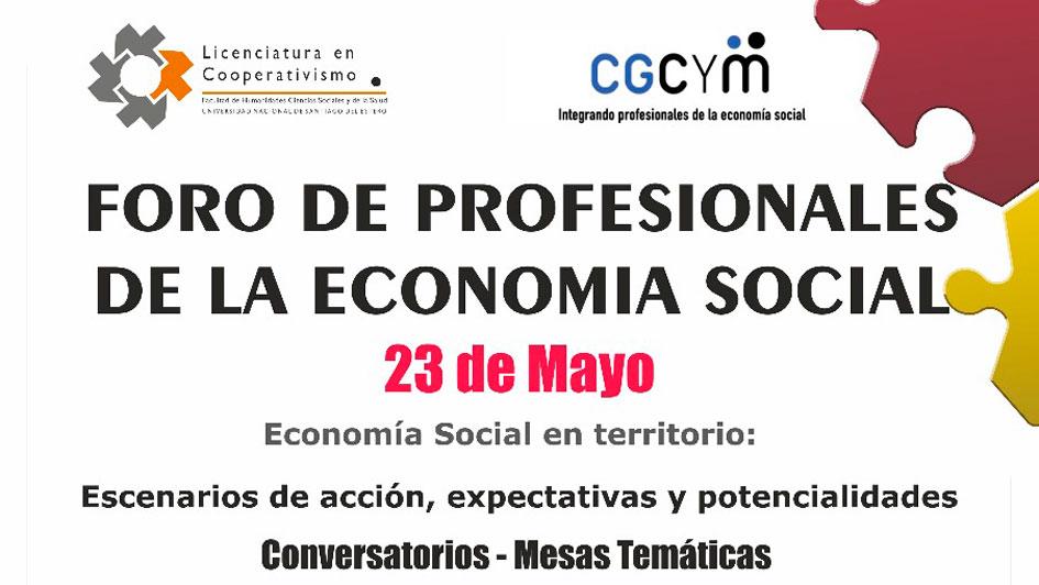 Foro de Profesionales de la Economía Social en Santiago del Estero