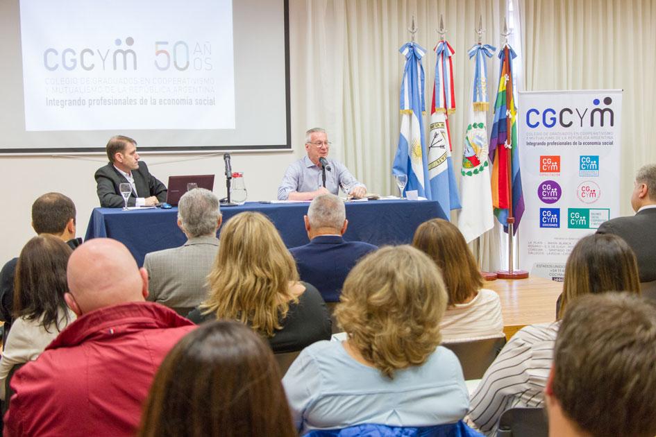 El CGCyM celebró sus 50 años con un gran Encuentro de Profesionales de la Economía Social