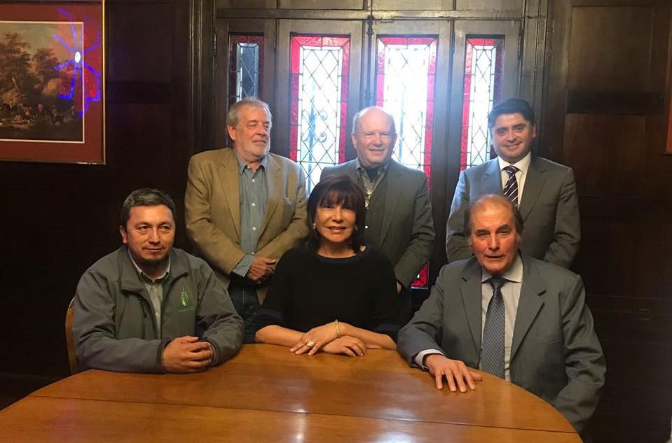 Se constituye la Asociación Nacional de Cooperativas de Chile