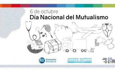 El 6 de octubre celebramos el Día Nacional del Mutualismo