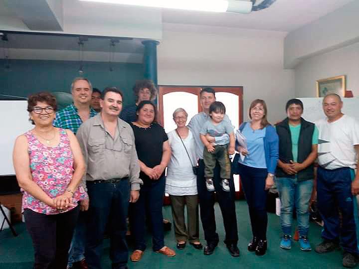 Informe sobre el Encuentro de Dirigentes y Profesionales de la ESyS realizado en Trelew