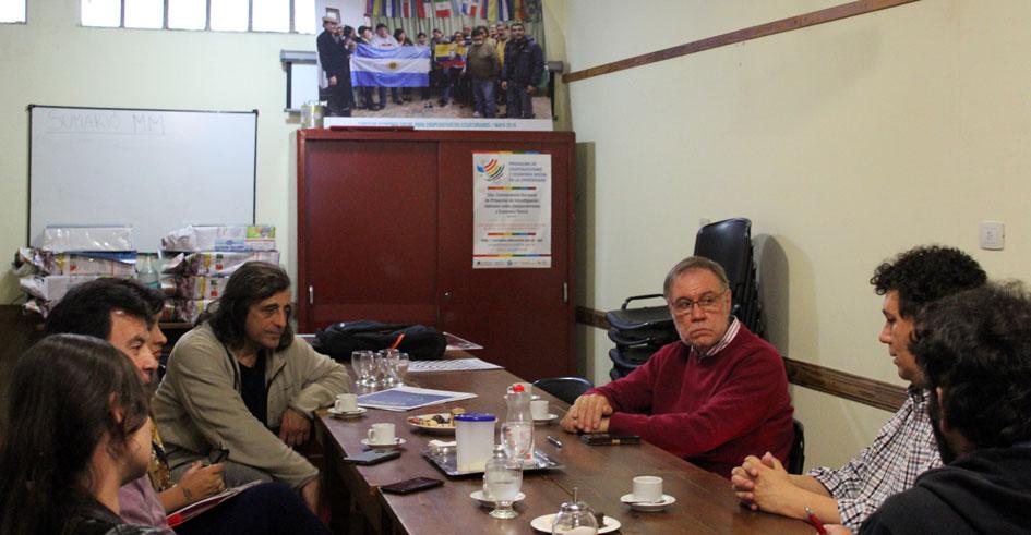 CGCyM y FADICCRA celebran convenio de reciprocidad