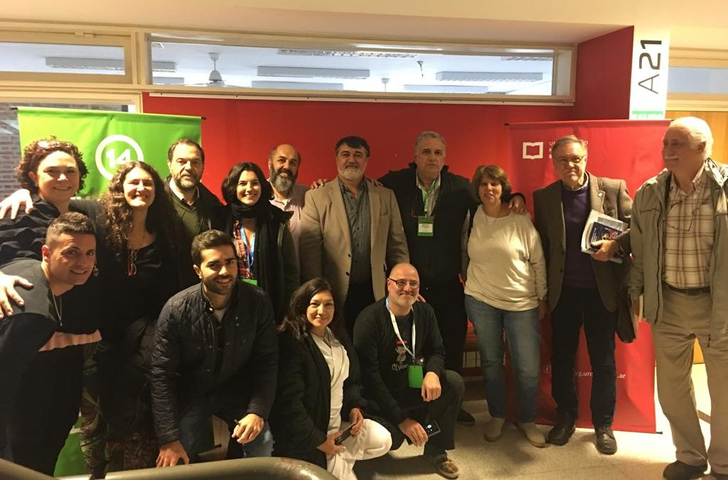 El CGCyM participó del XIV Congreso Nacional de Ciencia Política en la UNSaM
