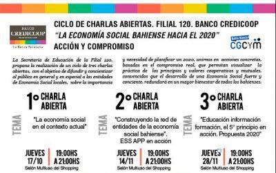 El CGCyM impulsa la economía social y solidaria en Bahía Blanca