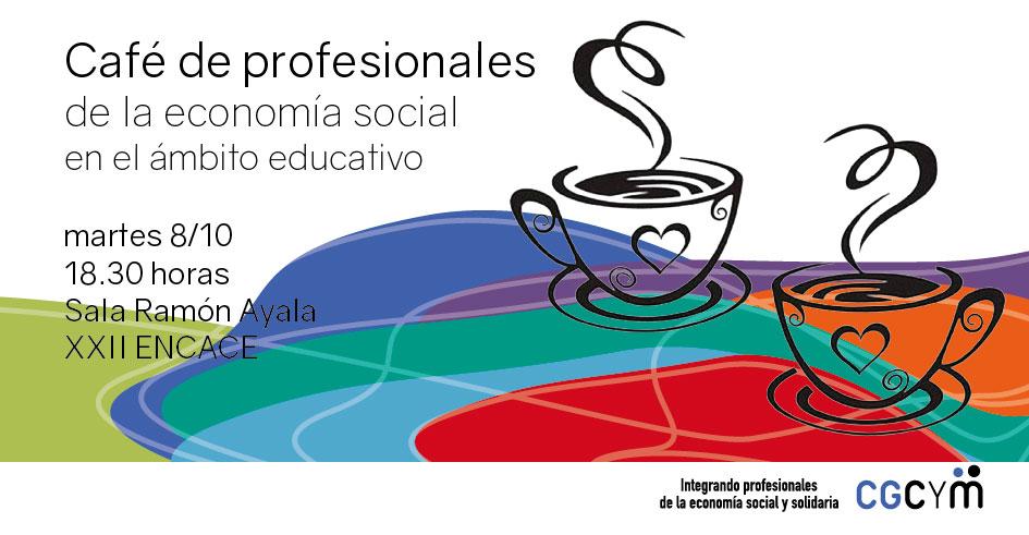 Café Cooperativo y Mutual en el marco del XXII ENCACE
