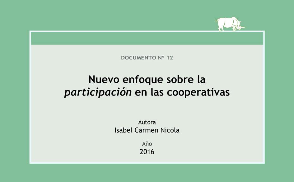 Ediciones CGCyM lanza nueva obra sobre el tema de la participación en las cooperativas