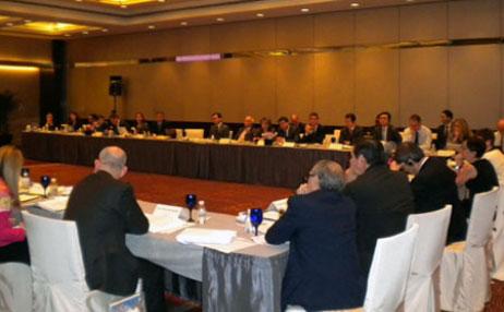 Concluyó la primera reunión de la ACI con consejeros argentinos