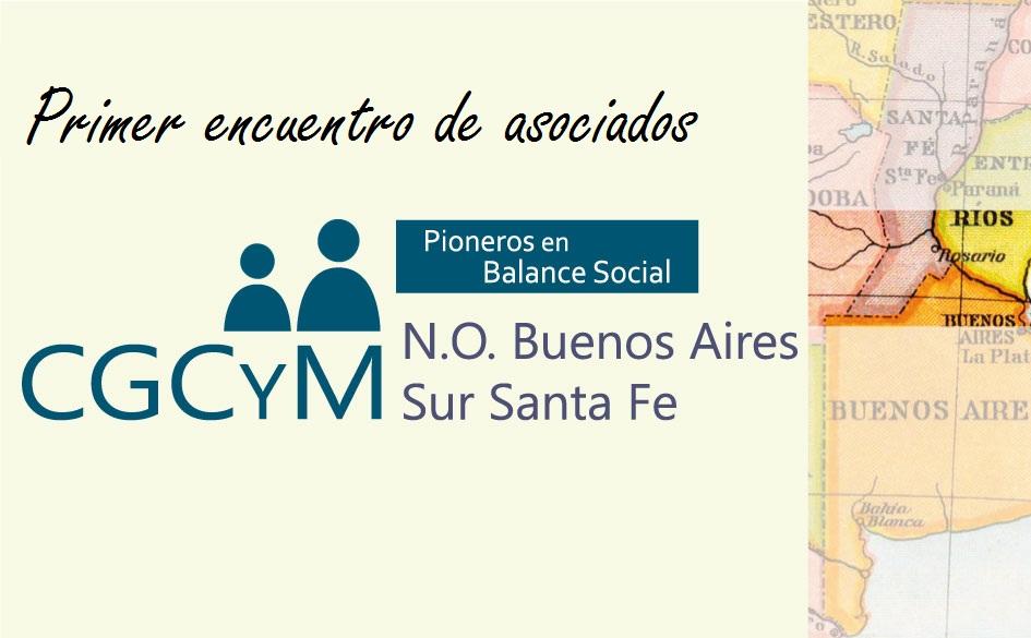 CGCyM Noroeste Bs. As. – Sur Santa Fe: Primera reunión de trabajo