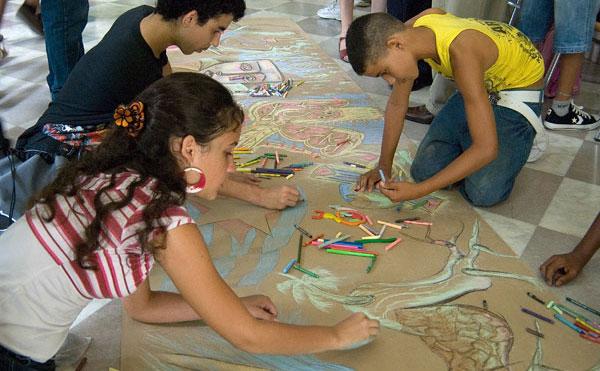 """Ministerio de Desarrollo Social: Convocatoria al concurso """"Nuestro lugar"""" destinado a adolescentes"""