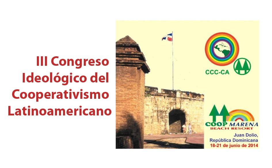 III Congreso Ideológico del Cooperativismo Latinoamericano